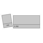 LEE Filters 0.3 Neutral Density Lighting Correction Gel Filter