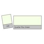 LEE Filters 1/4 Plus Green Lighting Correction Gel Filter