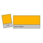 LEE Filters Burnt Yellow Lighting Effects Gel Filter