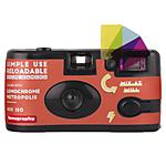 Simple Use Camera Color LomoChrome Metropolis