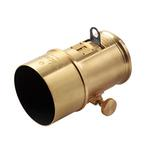 Lomography New Petzval 85mm Lens for Nikon F Mount - Brass
