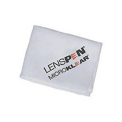 Lenspen MicroKlear Microfiber Cloth  8.5 x 10.5 Inches