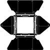 Lowel D2-20 Barndoors For Dp Light