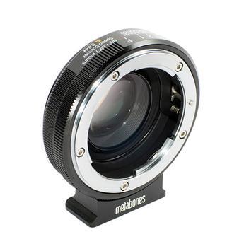 Metabones Nikon G to Micro FourThirds Speed Booster XL 0.64x (Black Matte)