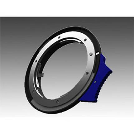 NovoFlex Adapter Ring for Nikon F (inc. G lenses) lenses to Canon EOS mount