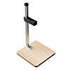 Negative Supply Basic Riser MK1 w/ Wood Base