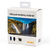 NiSi 82mm Circular Waterfall Filter Kit