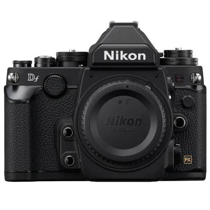 Nikon Df 16.2 MP CMOS Digital Camera (Body Only)-Black