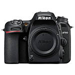 Nikon D7500 DX-format Digital SLR Body Only - Black