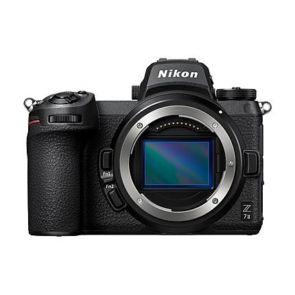 Nikon Z7 II Mirrorless Digital Camera (Body Only)