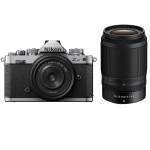 Nikon Z fc Mirrorless Digital Camera with 28mm  and  50-250mm Lenses