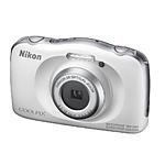 Nikon COOLPIX W150 Digital Camera (White)