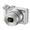 Nikon 1 J5 Mirrorless Digital Camera with 10-30mm  and  30-110mm Lenses-White