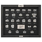 Nikon 100th Anniversary Edition Pin Collection