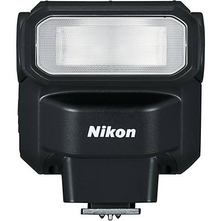 Nikon SB-300 AF Speedlight Flash (Black)