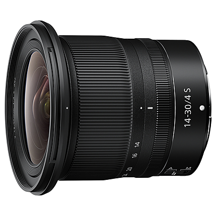 Nikon NIKKOR Z 14-30mm f/4 S Lens - for Z Series Cameras