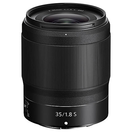 Nikon NIKKOR Z 35mm f/1.8 S Lens - for Z Series Cameras