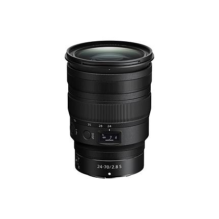 Nikon NIKKOR Z 24-70mm f/2.8 S Lens - for Z Series Cameras
