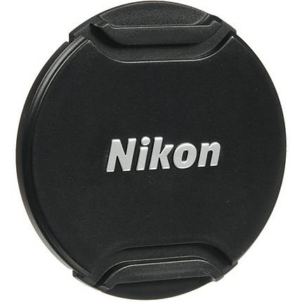 Nikon LC-N55 Black Front Lens Cap for 1 NIKKOR 10-100mm