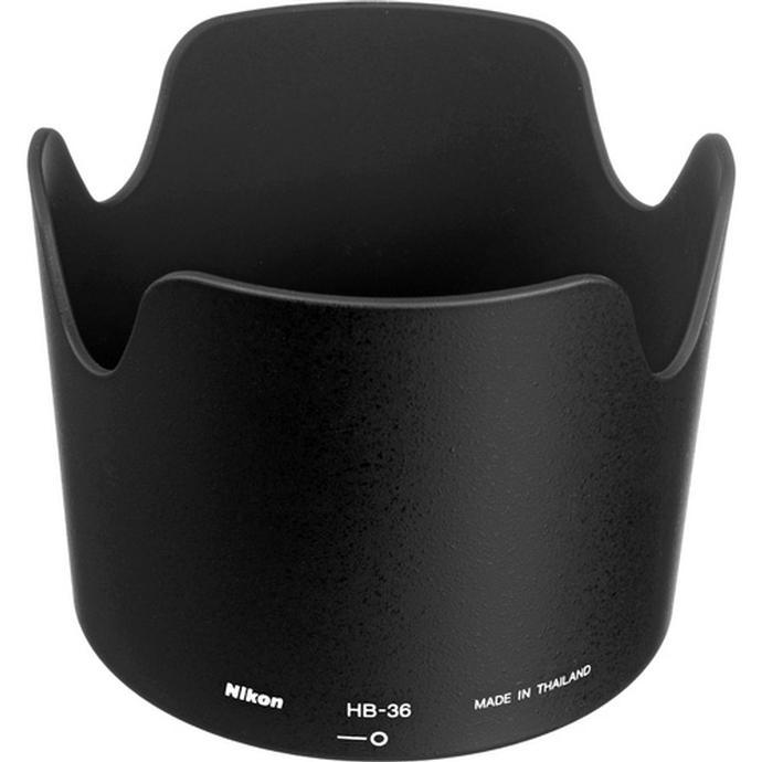 Nikon HB 36 Lens Hood For 70 300 VR