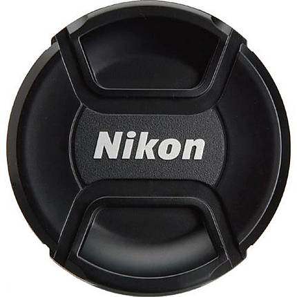 Nikon LC-52 52mm Snap on Lens Cap (Replacement)