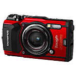 Olympus TG-5 Digital Camera - Red