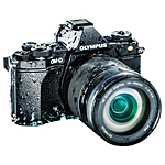 Olympus E-M5 Mark II Weathersealed Kit (Black)