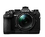 Olympus OM-D E-M5 Mark III Mirrorless Micro 4/3 Camera w/14-150mm (Black)