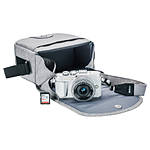 Olympus PEN E-PL9 Mirrorless Micro 4/3 Camera with 14-42mm Lens (White)