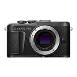 Olympus PEN E-PL10 Mirrorless Micro 4/3 Digital Camera (Black, Body Only)