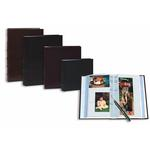 Pioneer 5 x 7 In. Sewn Leather Bi-Directional Photo Album(200 Photos)-4 Pack