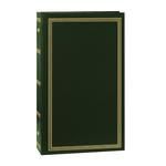 Pioneer 4 x 6 In. Pocket 3-Ring Binder Photo Album (300 Photos) - Green