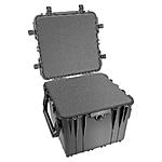 Pelican 0340 18in Cube Case with Foam (Black)