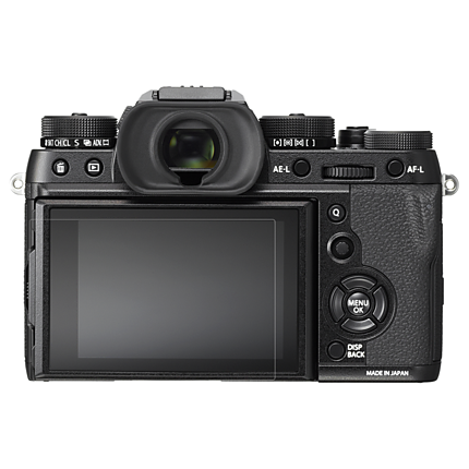 Phantom Glass LCD Protector for Fuji X-T2 and X-T3