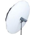 Phottix Para-Pro Umbrella Diffuser, White - 60in/ 152cm