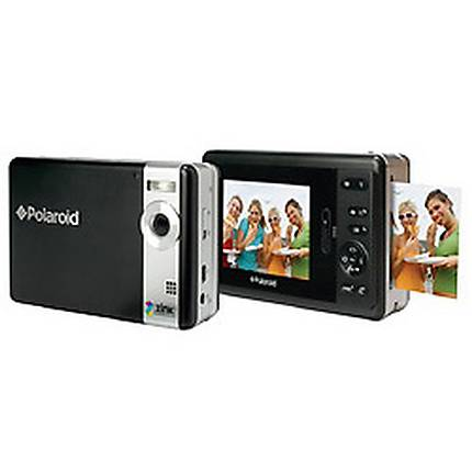 Polaroid Two PoGo Instant Digital Camera and Printer ALL-IN-ONE
