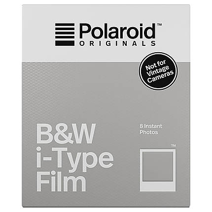 Polaroid B and W Film for I-Type