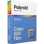 Polaroid Color 600 Instant Film (Color Frames Edition, 8 Exposures)