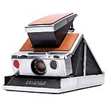 Polaroid Originals SX-70 Camera Silver-Brown