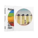 Polroid Color Film for 600-Round Frame  and  GO