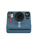 Polaroid NOW+ i-Type Instant Camera (Calm Blue/Blue Gray)