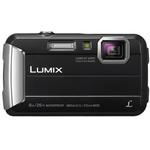 Panasonic Lumix DMC-TS30K Active Lifestyle Tough Camera - Black