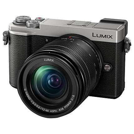 Panasonic Lumix DC-GX9M Mirrorless Micro 4/3 Digital Camera with 12-60mm