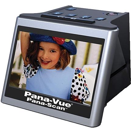 Pana-Vue Pana-Scan 22MP Slide  and  Film Scanner