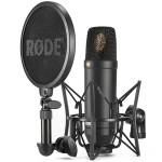 Rode Complete Studio Kit w/ AI-1 Audio Interface, NT1 Mic  and  SM6 Shockmount