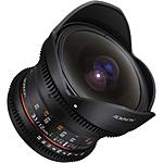 Rokinon 12mm T3.1 Full Frame Fisheye Cine DS  Lens for Sony E