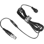 Saramonic DK5E Omni Lavalier for Shure Wireless Transmitters (TA4F Locking)