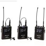 Saramonic UwMic9s Kit 2 Wireless Dual Channel Lavalier - 2 Person Kit