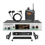 Sennheiser ew 300 IEM G3 Wireless In-Ear Monitoring System (A1: 470-516 MHz EW300IEMG3-A1