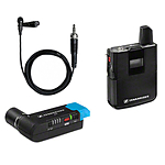 Sennheiser AVX Camera-Mountable Lavalier Wireless Set (ME2 Lavalier)